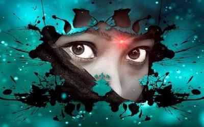 הילד הפנימי, עיניים מביטות מתוך מסתור
