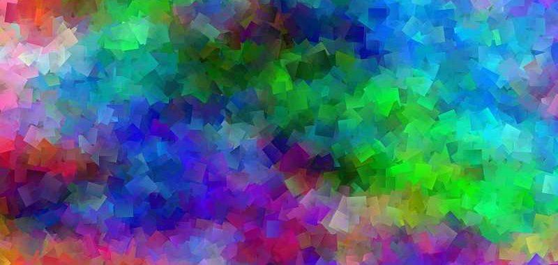 רגשות, צבעים מעורבבים